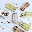 Nut Milk Creamsicles With Boba