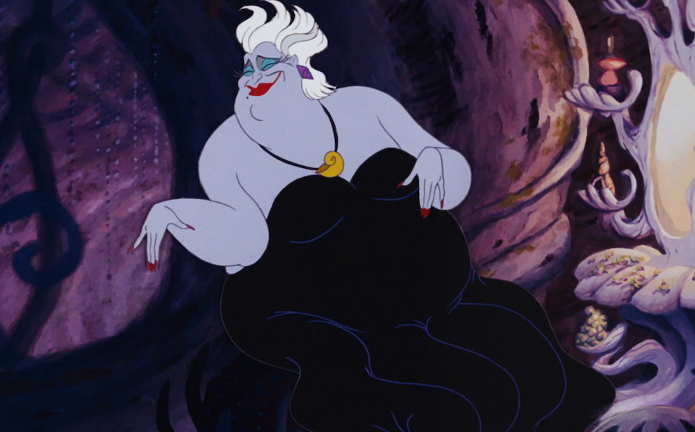 Ursula, 'The Little Mermaid' - These Wicked Cool Pop Culture Witches Will Cast A Spell On You - Livingly