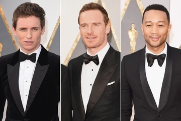 8 Hot Dudes We Were Swooning Over at the Oscars