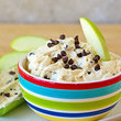 Low Cal Chocolate Chip Peanut Butter Dip