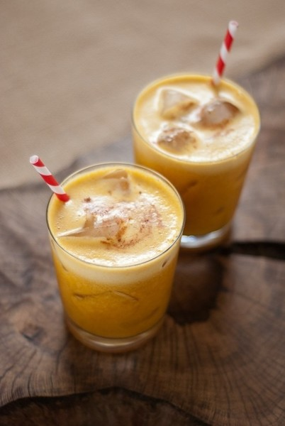 Nobody will be able to resist your autumnal signature drinks.