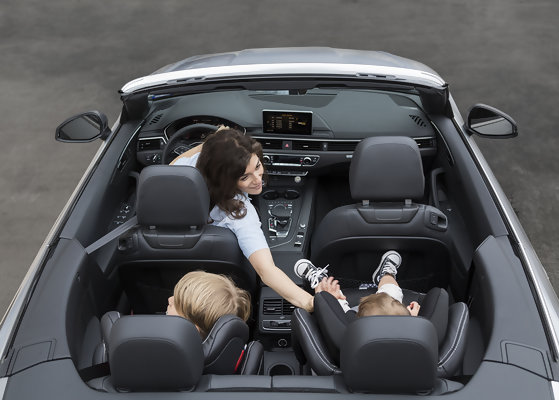 This Luxury Rental Car Company Is Changing The Game For Parents