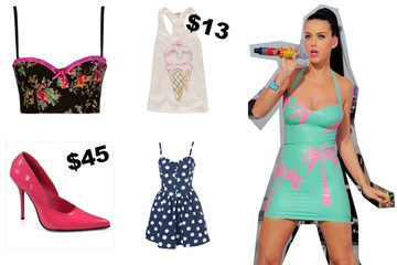Glam Gifts for the Retro Katy Perry Gal