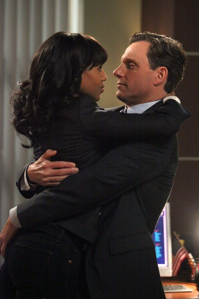 Olivia and Fitz from 'Scandal'