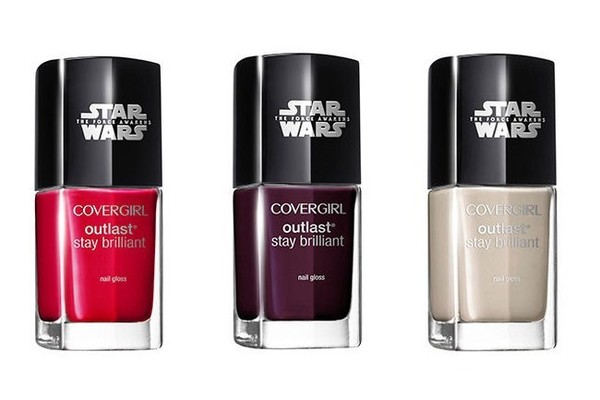 CoverGirl x Star Wars Collaboration