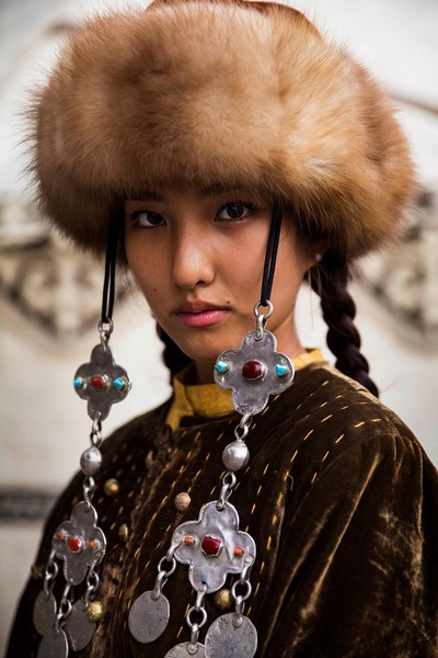 Kyrgyzstan women photos