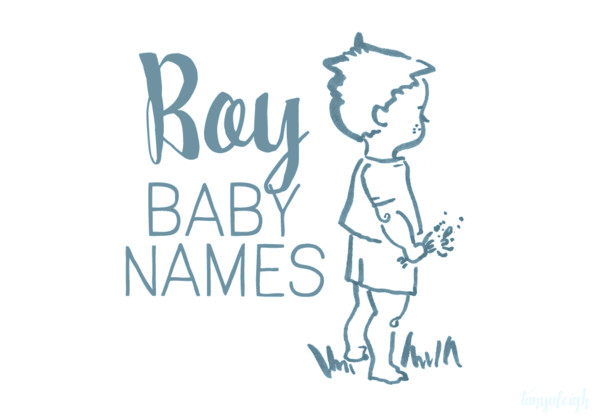 The Most Popular Boy Baby Names of 2015