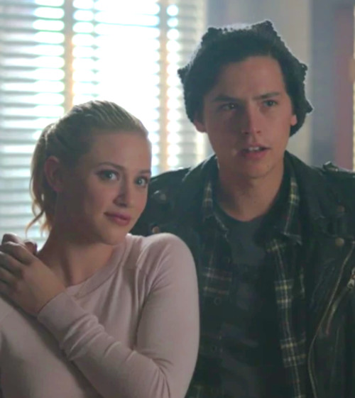 Betty And Jughead — 'Riverdale'