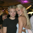 Paris Hilton And Deryck Whibley