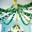 Paper Chain Link Garland
