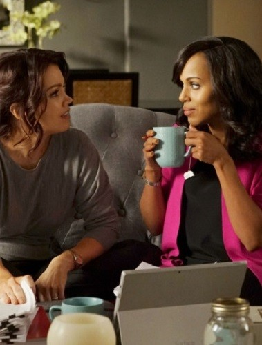 Olivia Pope And Mellie Grant, Scandal