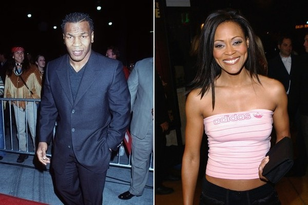 1989: Mike Tyson & Robin Givens