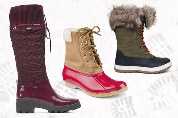 Market Watch: Stylish Snow Boots - Livingly