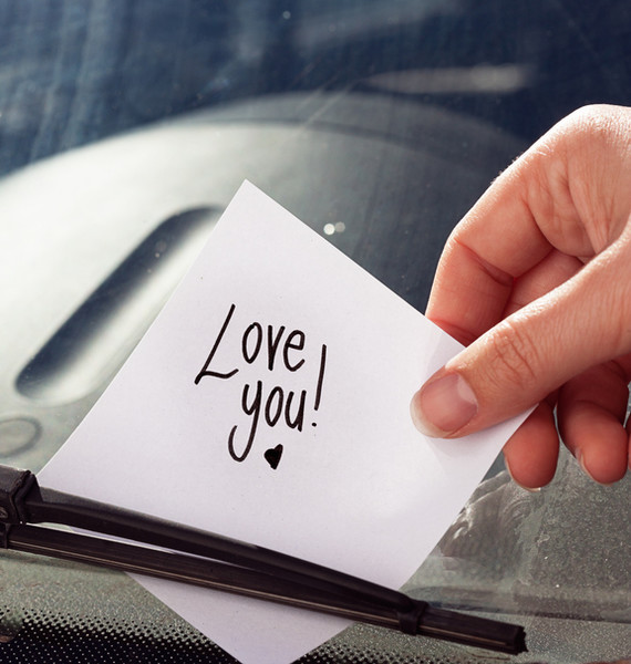 Leave Yourself Love Notes