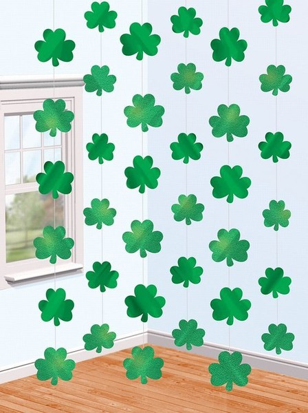 Shamrock String Garlands