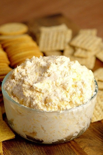 Ranch Cheddar Beer Dip