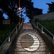 The 16th Avenue Steps In San Francisco, CA