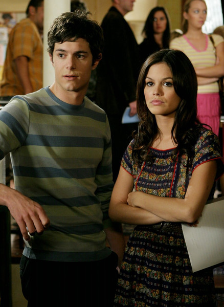 Seth and Summer from 'The OC'