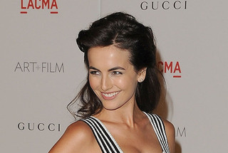 Camilla Belle's Sophisticated Sweep