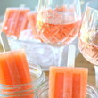 Papaya Breeze Popsicle