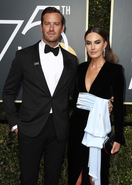 Armie Hammer and Elizabeth Chambers - The Cutest Couples ...