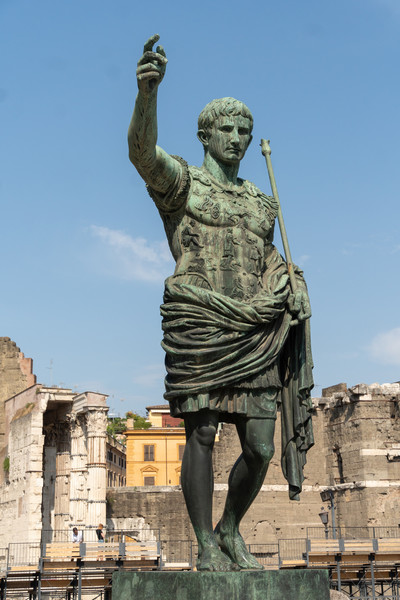 In Ancient Rome, The Bible Wasn't Used In Court