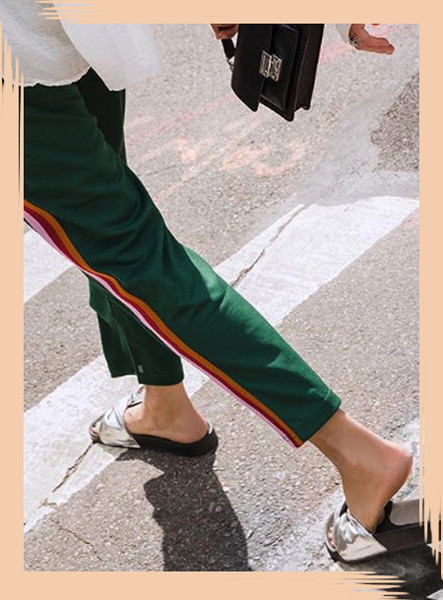 Slide Sandals Are The Summer Footwear Trend We Can't Get Enough Of