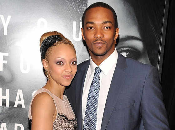 Anthony Mackie & Sheletta Chapital