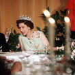 The Queen Determines When You Stop Eating