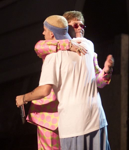 Eminem And Elton John's Collaboration