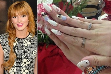 Bella Thorne Might Have the Coolest Nails Around