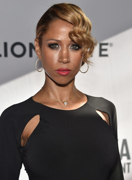Stacey Dash And Jeffrey Marty