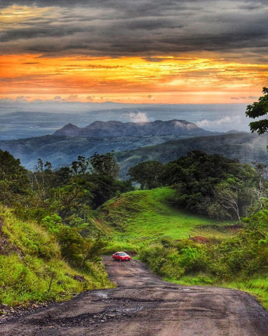 Cancer: Costa Rica's Monteverde National Park