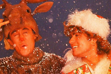 The 10 Best Holiday Songs From The '80s
