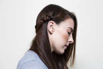 Banish Bad Hair Days with This Simple Braid