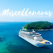 What to Pack for a Cruise: Miscellaneous