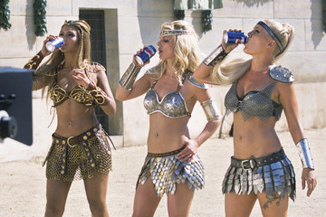 Remember When Beyonce, Pink, and Britney Spears Were in a Pepsi Super Bowl Commercial?