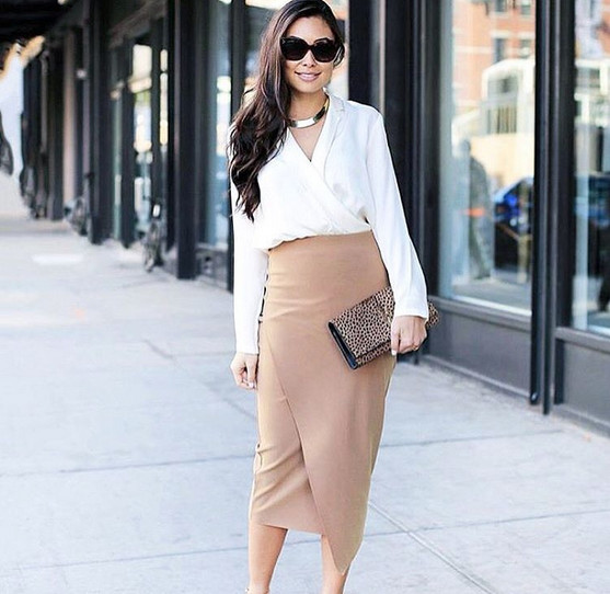A Fabulous Happy Hour Outfit