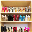 Closet Organization Tip #7: Store Shoes On A Shelf