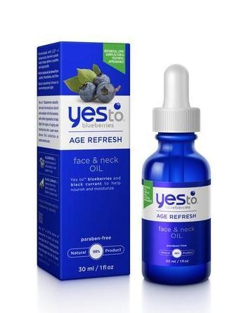 Yes to Blueberries Face and Neck Oil