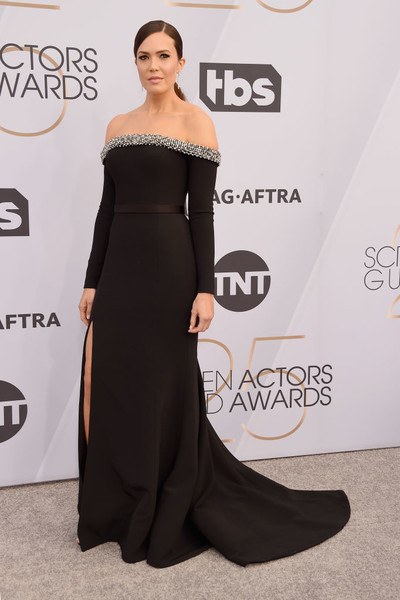 Mandy Moore In Jason Wu