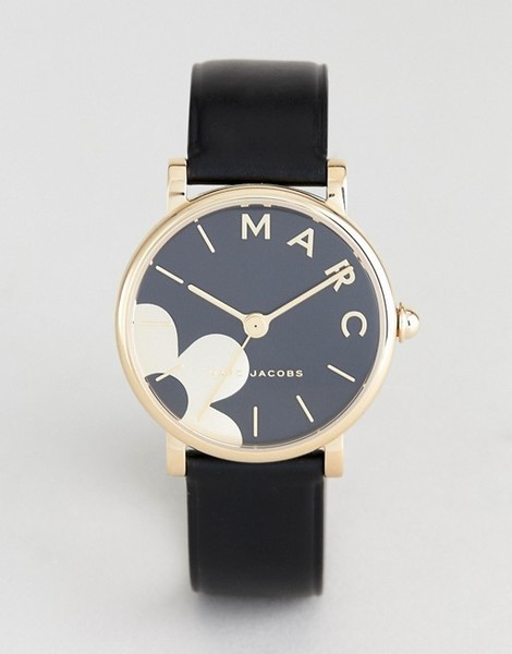 Marc Jacobs Daisy Leather Watch