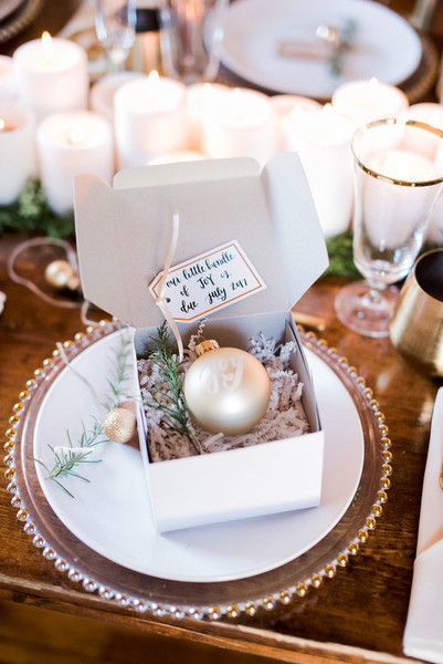 Try Table Setting Announcement