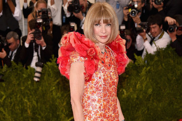 Can You Guess Anna Wintour's Dream Met Gala Couple?