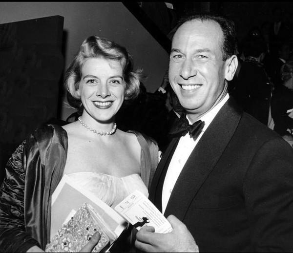 Rosemary Clooney and José Ferr...