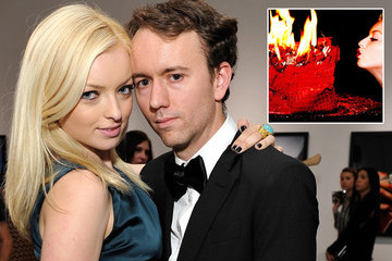 Tyler Shields and Francesca Eastwood Ignite Controversy By Burning $100K Birkin Bag