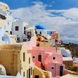 Wander Among the Candy-Colored Houses in Santorini, Greece
