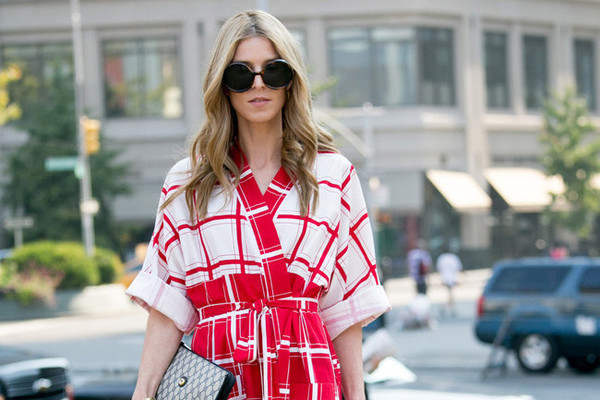 Street Style Spotlight: On the Grid