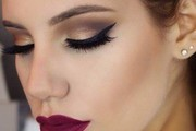 Pretty Holiday Party Beauty Looks