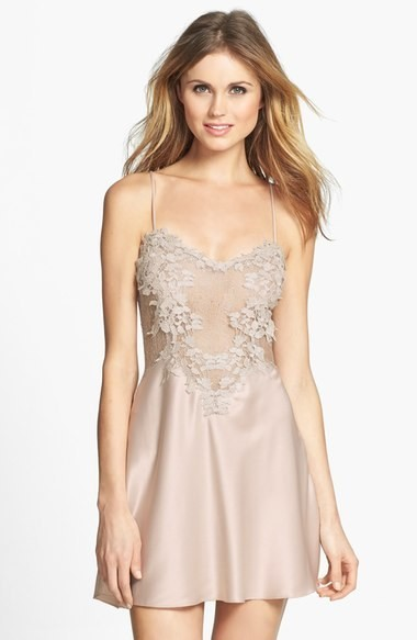 Champagne Showstopper Chemise